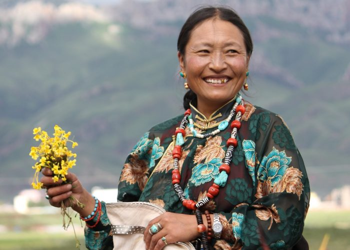 rejser til tibet