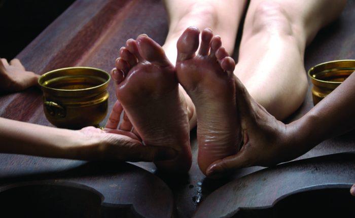 Dr Unni ayurveda massage wellness