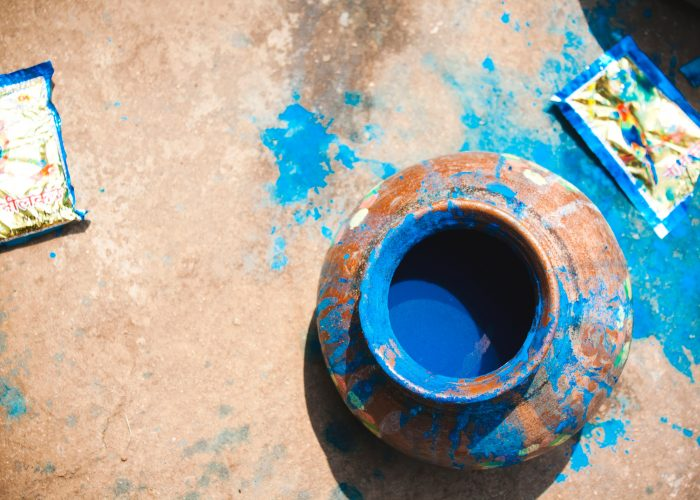 MAKANNE eventyrlig kunstnerresidens i Udaipur