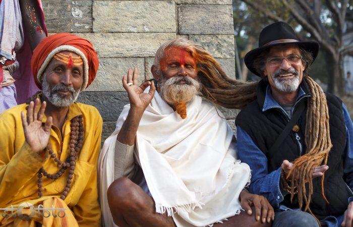 rejser til Nepal karma klosterliv kathmandudalen
