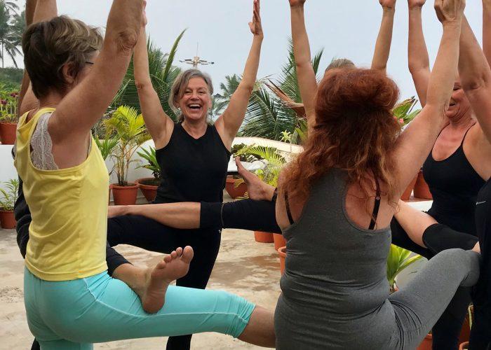 Annette yoga retreat kovalam
