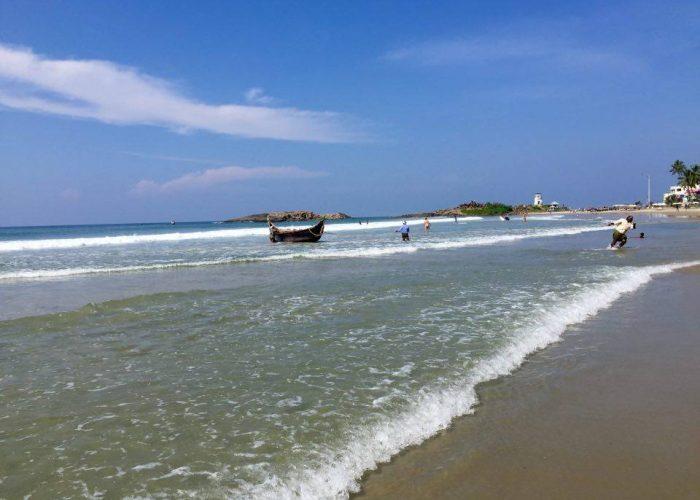 India Kovalam strand