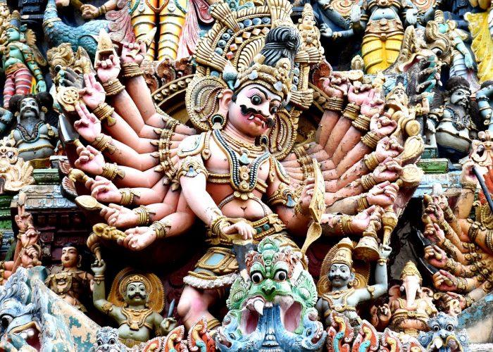 Rejser til Indien