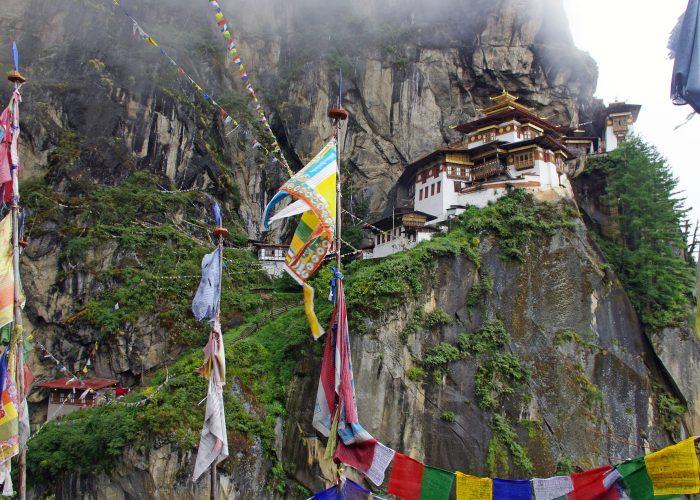 Bhutan himalaya rejse